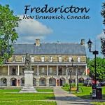"208.09 - ""The Fredericton Region Museum, founded in 1934 by the York Sunbury Historical Society, has been located in the Officers' Quarters in Fredericton's Historic Garrison District since 1959.  The Museum has over 4,000 square feet of exhibit space and a collection of over 30,000 artifacts ..."""