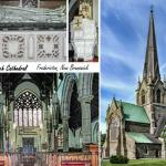 202-16 - Christ Church Cathedral is a vibrant Christian community worshipping in the Anglican tradition in picturesque downtown Fredericton.  The Cathedral, completed in 1853, is universally regarded as the most important Gothic Revival building in North America.