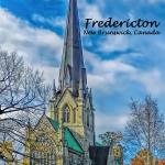 202-17 - Christ Church Cathedral is a vibrant Christian community worshipping in the Anglican tradition in picturesque downtown Fredericton.  The Cathedral, completed in 1853, is universally regarded as the most important Gothic Revival building in North America.